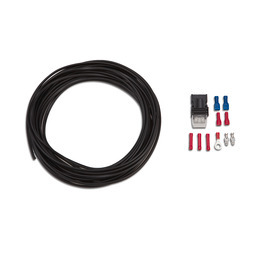 Cable attachment kit for on/off switch