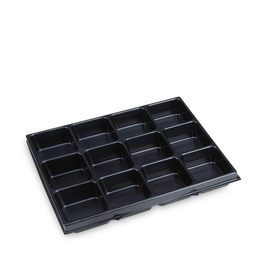 small component tray with 12 recesses i-BOXX 72