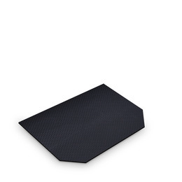 Anti-rattle mat large stor. pocket 04-7