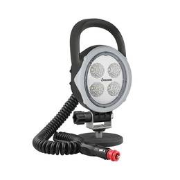 LED magnet portable lamp, 12-24V