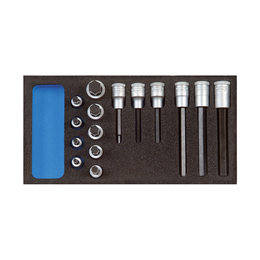 Gedore WE 1/3 Screwdriver bits