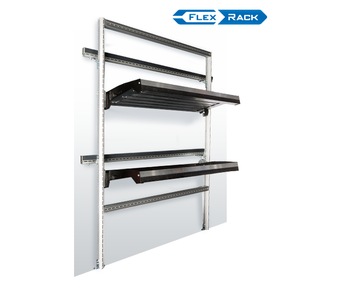Secure Stowage Of Small And Large Packages Other Loads Thanks To The Integrated Prosafe Load Securing System